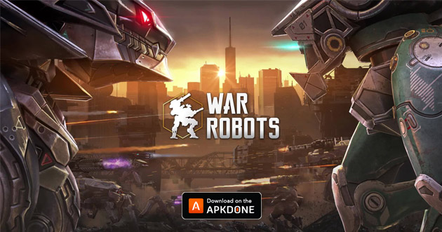 War Robots poster