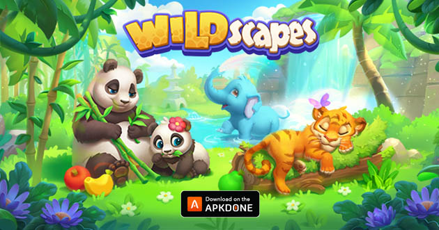 Wildscapes poster