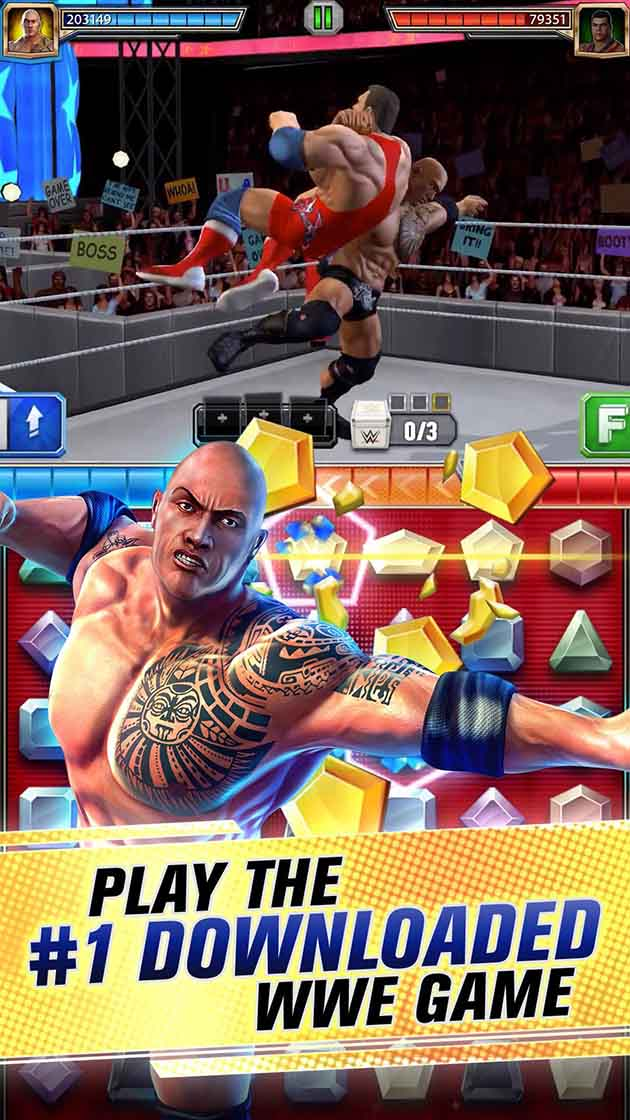 WWE Champions screenshot 1