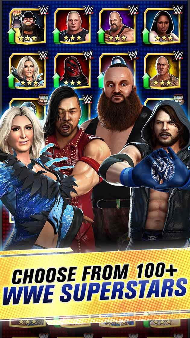 WWE Champions screenshot 2