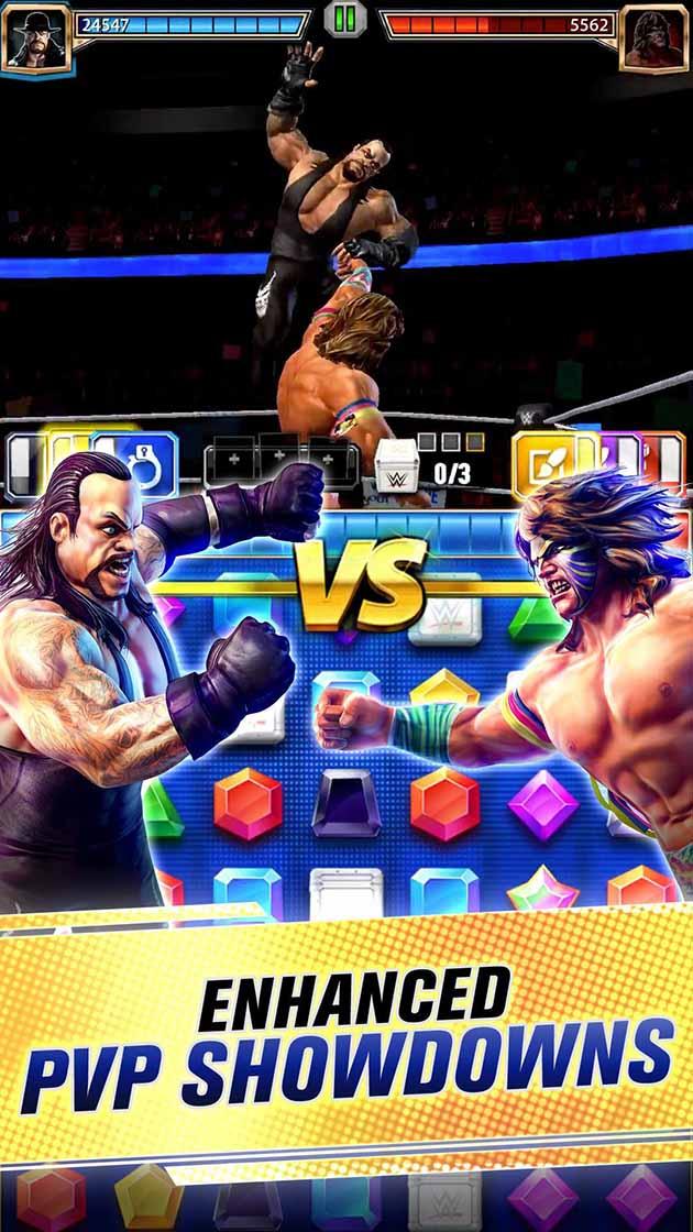 WWE Champions screenshot 3
