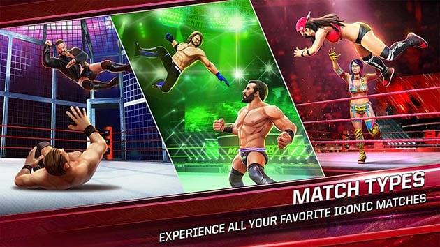 WWE Mayhem screenshot 2