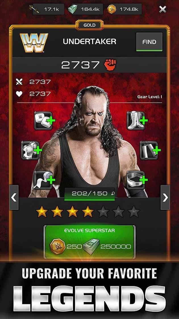 WWE Universe screenshot 3