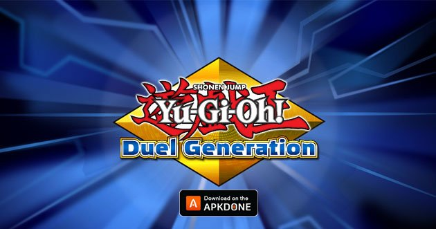 Yu-Gi-Oh Duel Generation poster