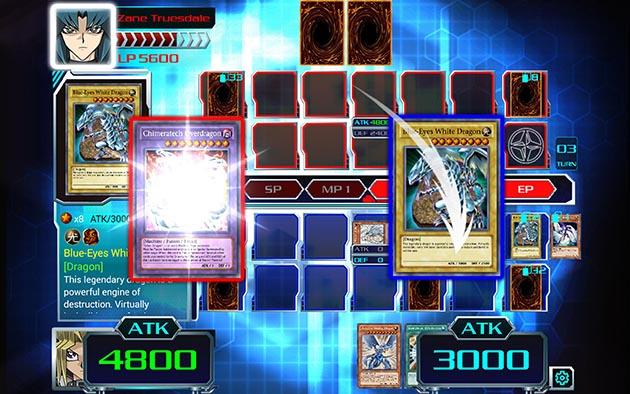 Yu-Gi-Oh Duel Generation screenshot 1