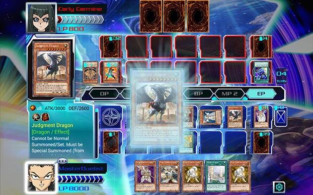 Yu-Gi-Oh Duel Generation screenshot 2