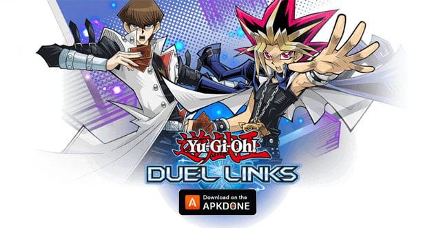 Yu-Gi-Oh Duel Links poster