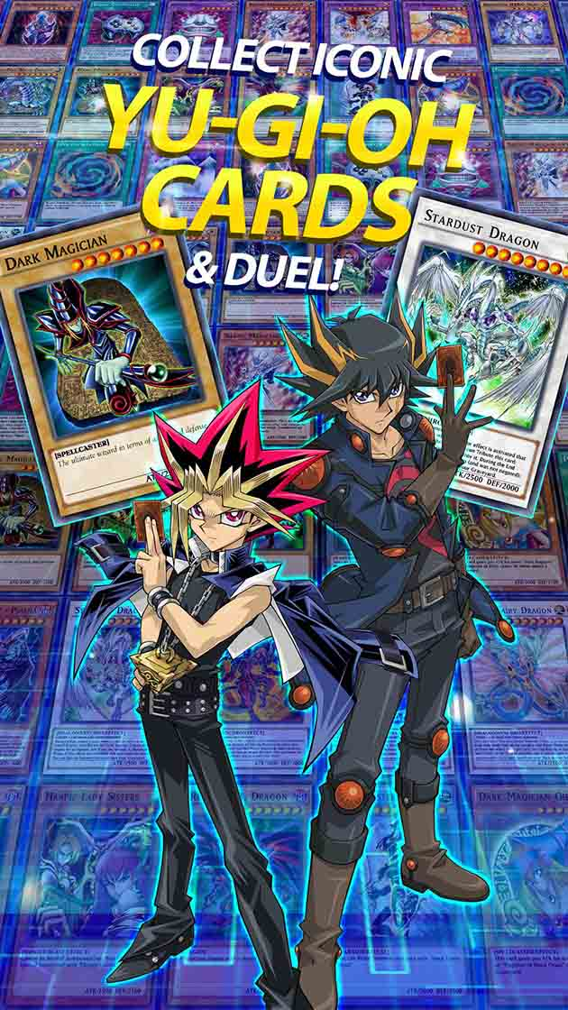 Yu-Gi-Oh Duel Links screenshot 1