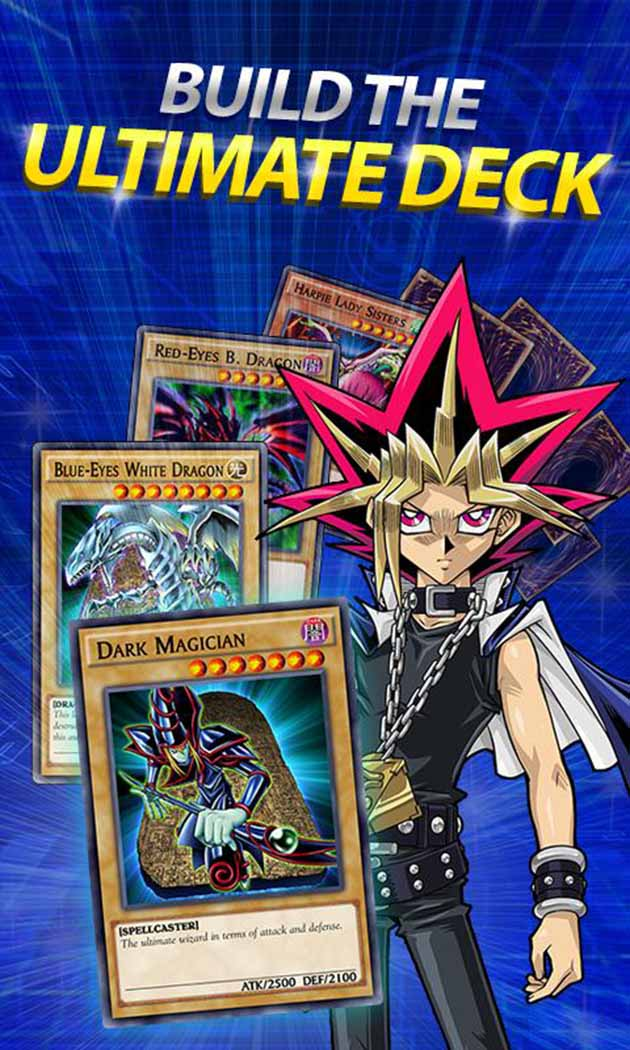 Yu-Gi-Oh Duel Links screenshot 2