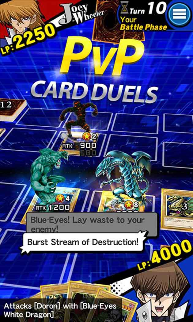 Yu-Gi-Oh Duel Links screenshot 3