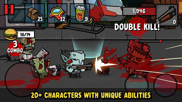 Zombie Age 3 screenshot 3