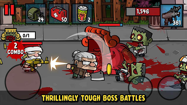 Zombie Age 3 screenshot 4