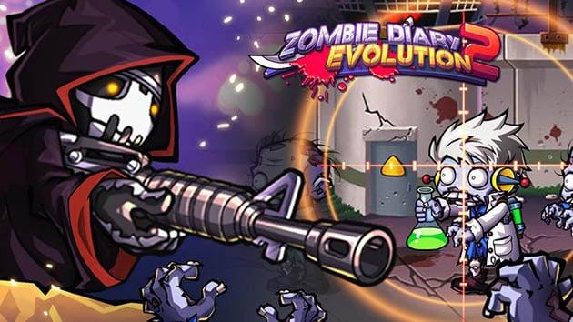 Zombie Diary 2: Evolution screenshot 3