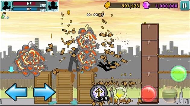 Anger of Stick 5: Zombie screenshot 1