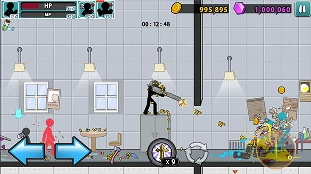 Anger of Stick 5: Zombie screenshot 2