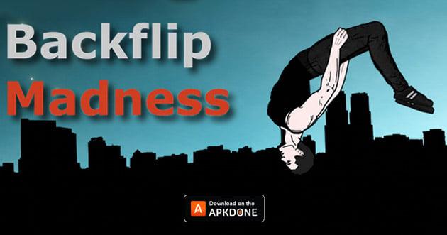 Backflip Madness poster