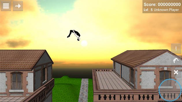 Backflip Madness screenshot 1