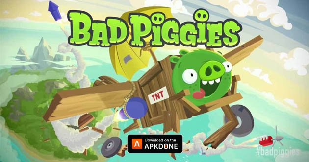 Bad Piggies poster