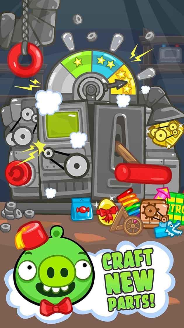 Bad Piggies screenshot 2