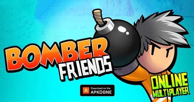 Bomber Friends poster
