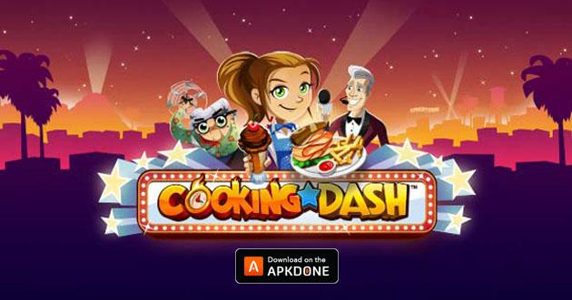Cooking Dash poster