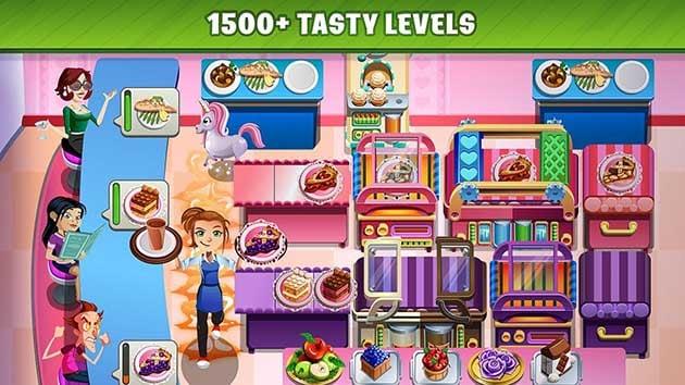 Cooking Dash screenshot 1