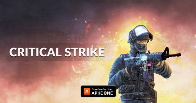 Critical Strike poster