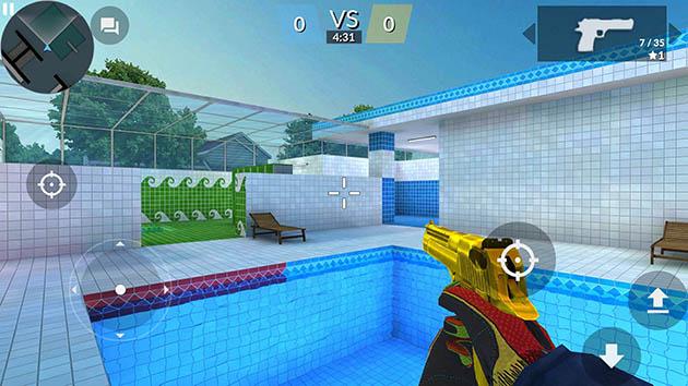 Critical Strike screenshot 3