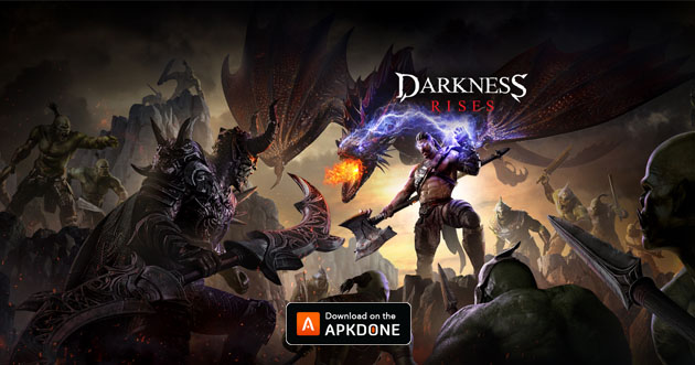 Darkness Rises poster