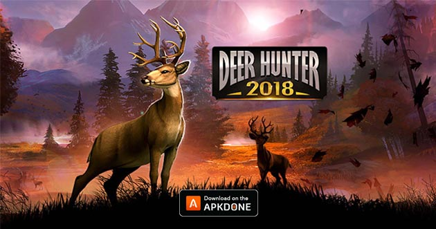 Deer Hunter 2018 poster