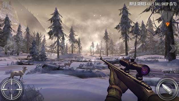 Deer Hunter 2018 screenshot 1