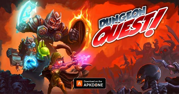 Dungeon Quest poster