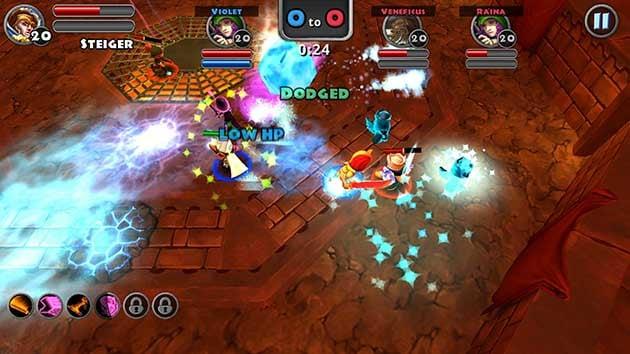 Dungeon Quest screenshot 3