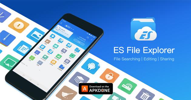 ES File Explorer poster