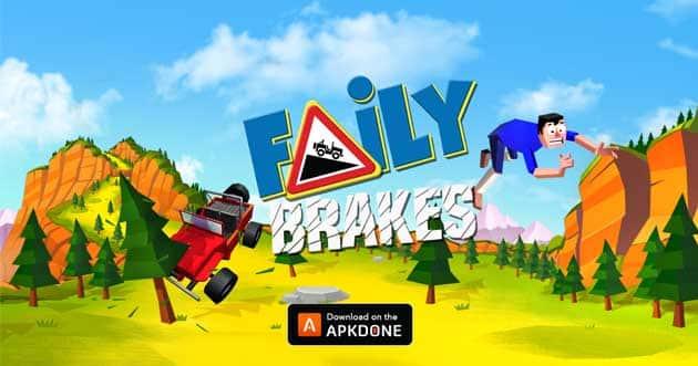 Faily Brakes poster