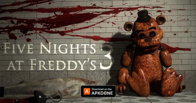 Five Nights at Freddy's 3 poster