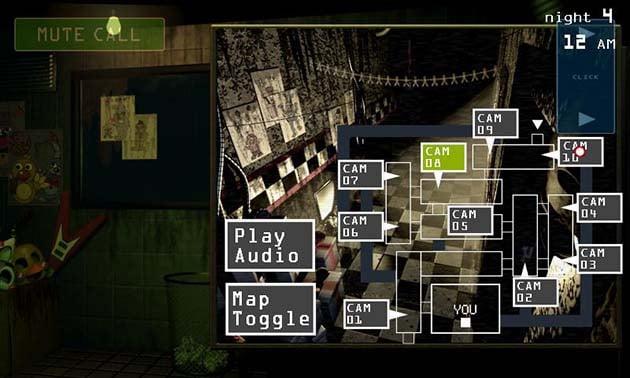 Five Nights at Freddy's 3 screenshot 2