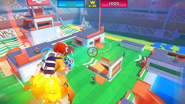 FRAG Pro Shooter screenshot 1