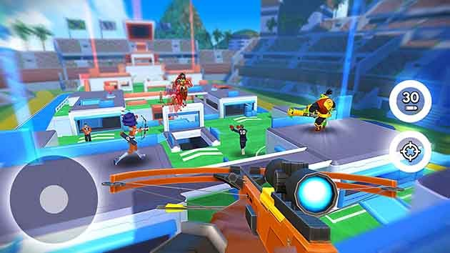 FRAG Pro Shooter screenshot 3
