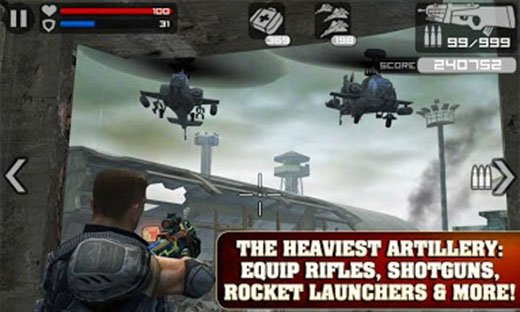 Frontline Commando screenshot 2