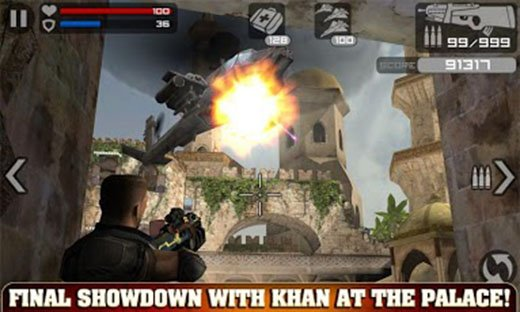 Frontline Commando screenshot 3