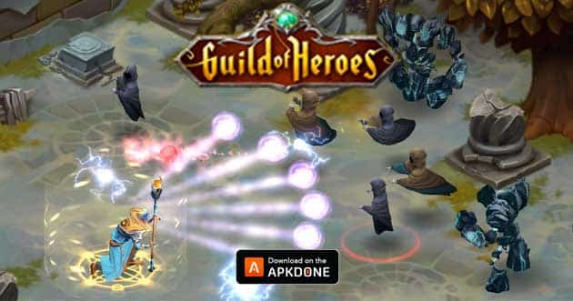 guild of heroes poster - Guild Of Heroes Fantasy RPG [1.ninety.eight] APK + Mod