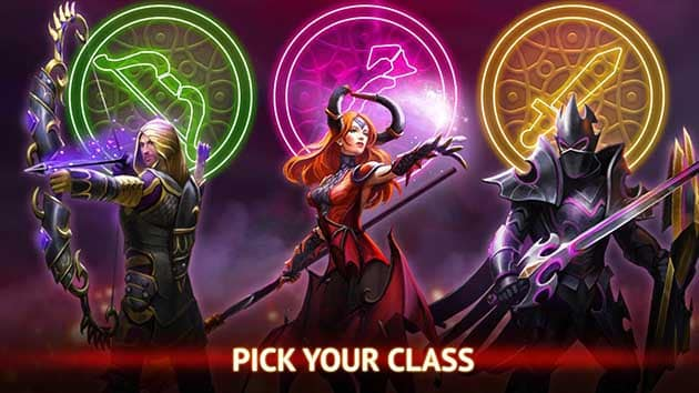 Guild of Heroes screenshot 1