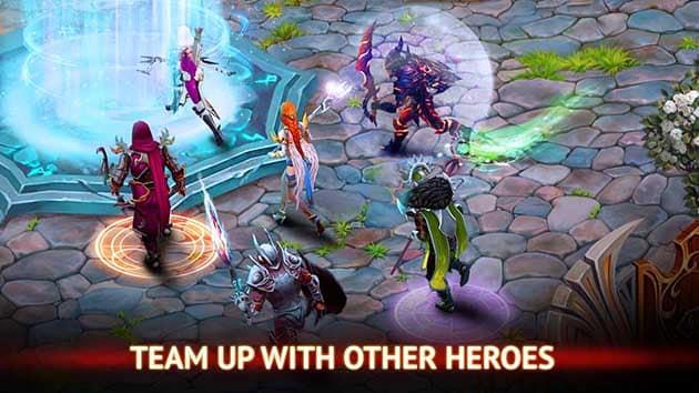 Guild of Heroes screenshot 3