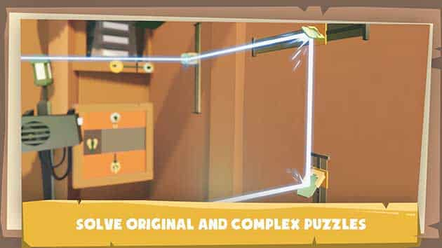 Krystopia: A Puzzle Journey screenshot 2