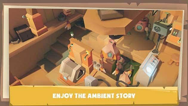 Krystopia: A Puzzle Journey screenshot 3