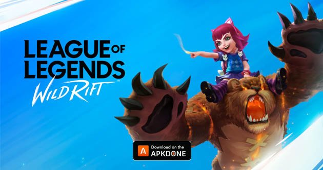 League Of Legends Wild Rift Apk Chinese