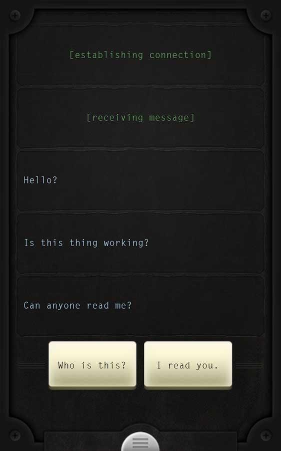 Lifeline game screenshot 1