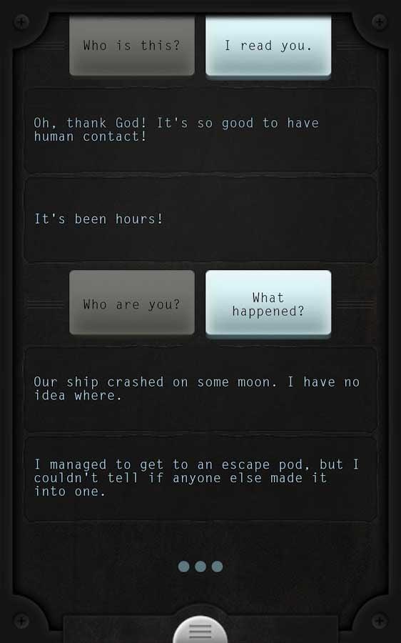 Lifeline game screenshot 2