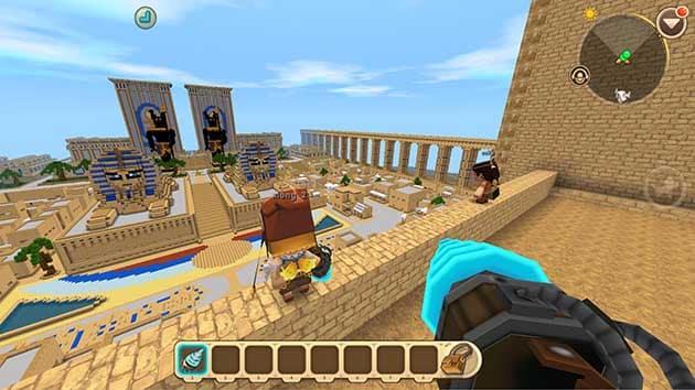 Mini World: Block Art screenshot 1